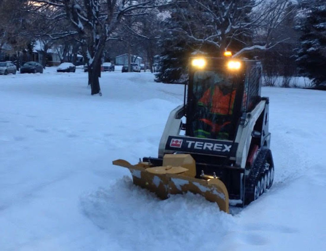 Snow Clearing & Removal NEW